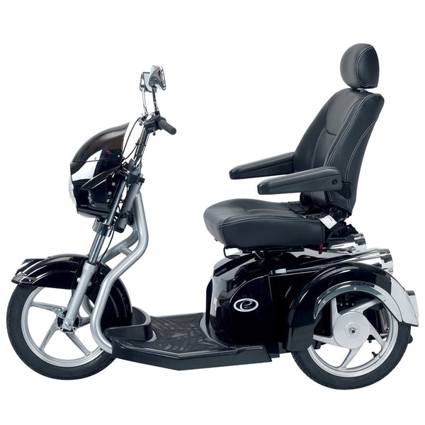 Drive Easy Rider 3 Wheeled Mobility Scooter (Mobility Scooter -Free Engineer Delivery