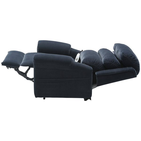 Walmesley Waterfall Back Dual Motor Rise & Recliner Chair
