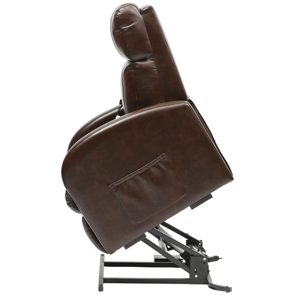 Daresbury Single Motor Rise and Recline Chair