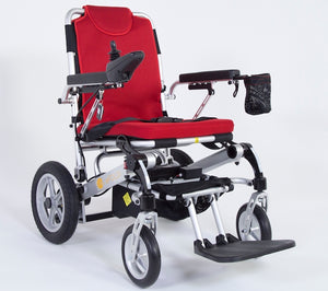 eFoldi Automatic Folding Lightweight Powerchair