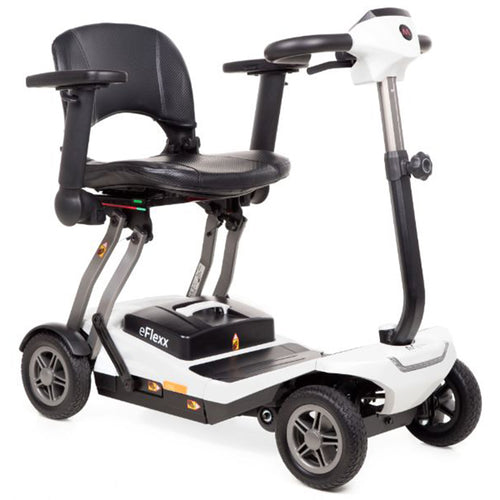 Motion Healthcare eFlexx 4mph Electric Folding Mobility Scooter