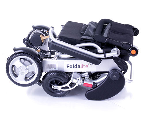 Foldalite Pro Lightweight Electric Powerchair Lithium ion Battery  (23ST User Weight)