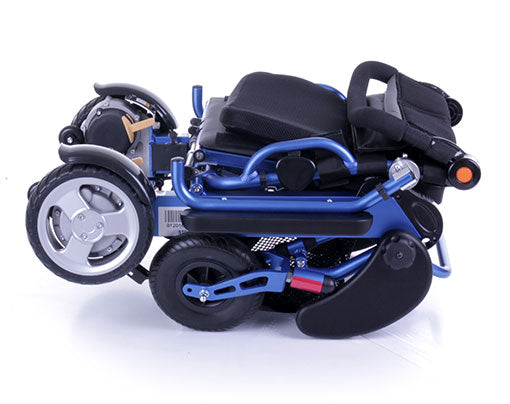 Foldalite Foldable Lightweight Electric Wheelchair Lithium ion Battery