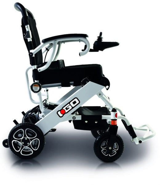 i-Go Automatic Folding Lightweight Powerchair