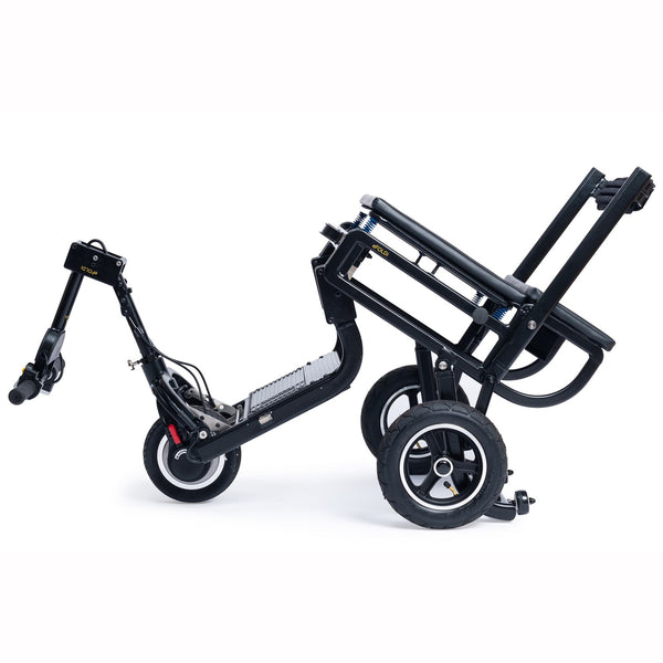 eFOLDi Lite 3-Wheeled Super Lightweight Folding Mobility Scooter –ONLY 15kg