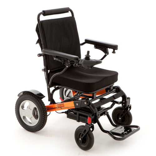 Monarch Mobility Ezi-Fold Lightweight Electric Wheelchair
