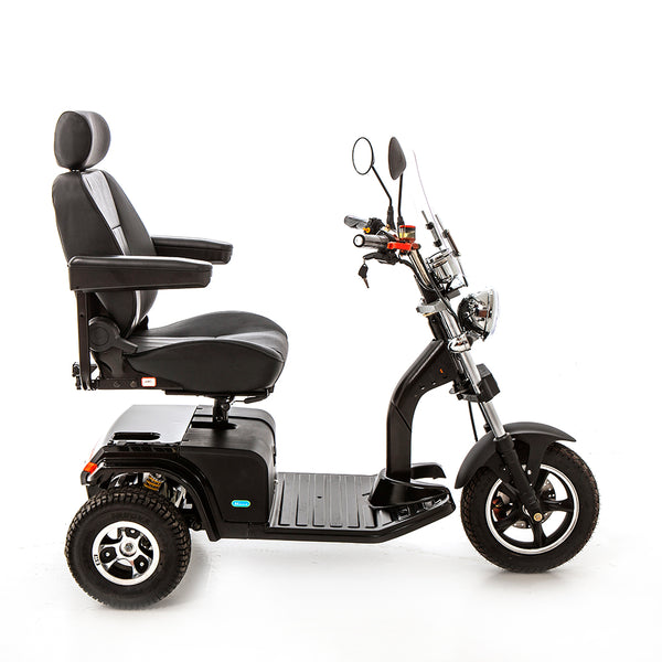 Trident 3 Wheel Electric Travel Mobility Scooter