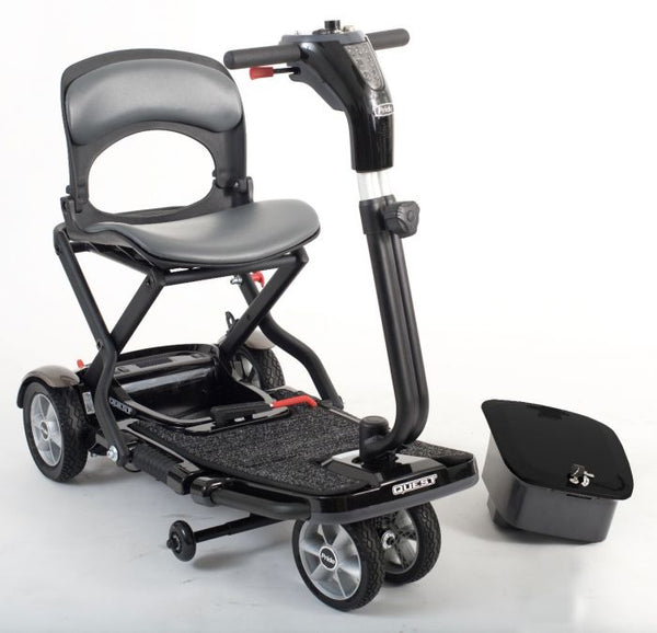 Quest Lightweight Portable Mobility Scooter