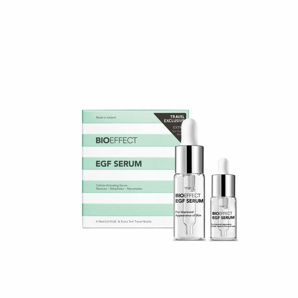 EGF Serum Travel Exclusive 15 ml + 5 ml
