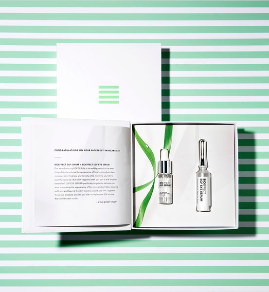 BIOEFFECT POWER OF TWO SKINCARE-LAHJAPAKKAUS