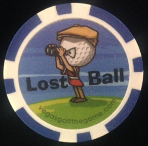 Lost Ball Golf Chip