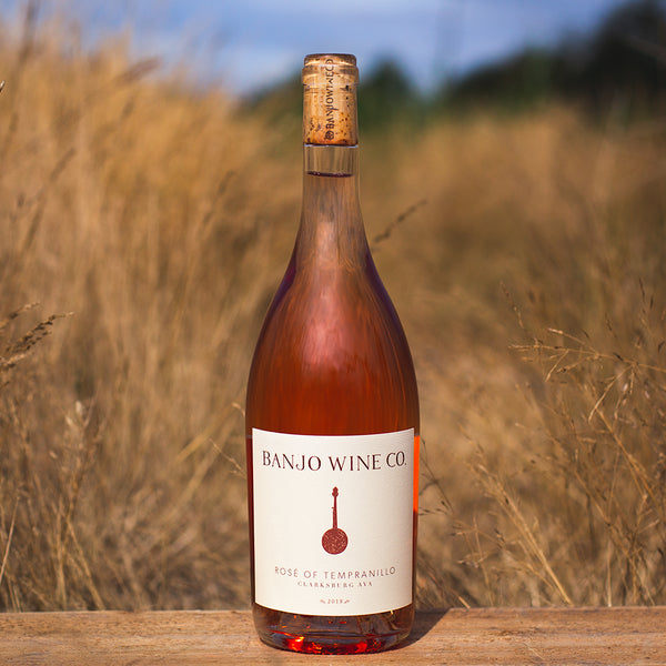 2018 Rosé of Tempranillo