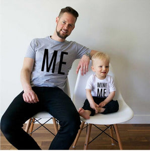 Dad & Son Mini Me Tee - Match it! Family Boutique