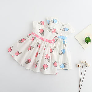 Ice Cream Dress - Match it! Family Boutique