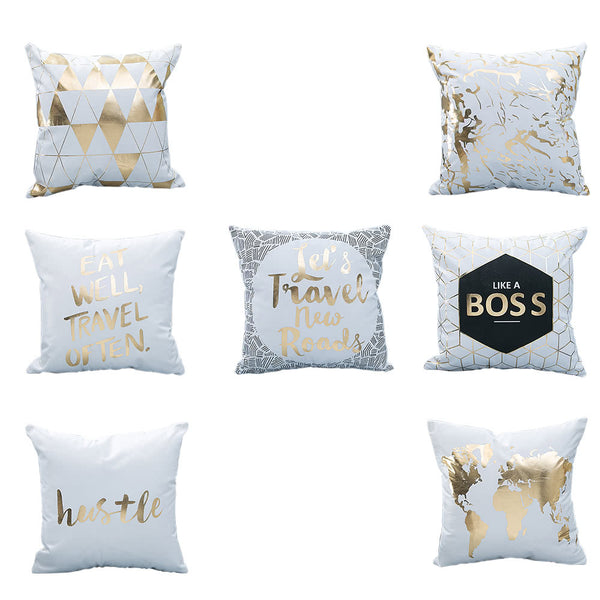 The Boss Chic Pillow Case - Match it! Family Boutique