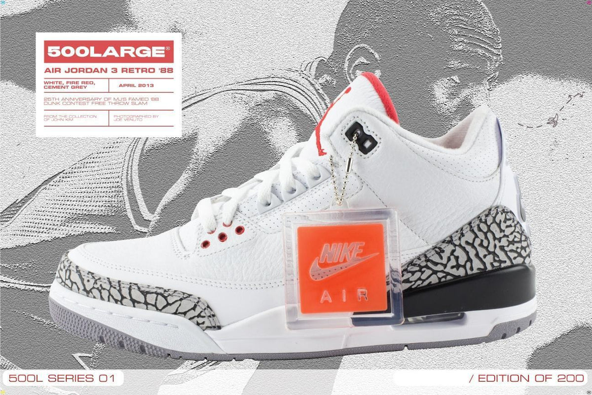 7d0dacd020f8 Air Jordan 3 Retro 88 – 500Large