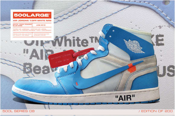 AIR JORDAN 1 / OFF-WHITE NRG