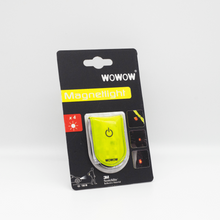 "WOWOW - WEARABLE LED LIGHT WITH MAGNETIC FASTENING: YELLOW / WHITE ""MAGNETLIGHT"""
