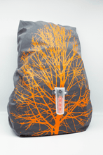 "WOWOW - BACKPACK / BAG COVER - FULLY REFLECTIVE & WATERPROOF: ""QUEBEC"""