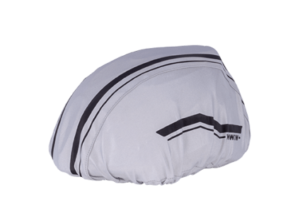 Wowow Corsa Fully Reflective Cycle Helmet Cover