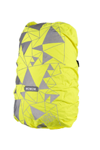 WOWOW Reflective Wear - Bag Cover - Urban Street - YELLOW