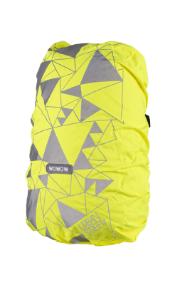 Wowow Urban Street Backpack Cover: Yellow