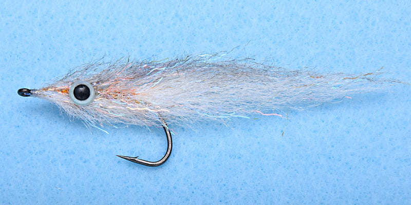 Enrico Puglisi Ghost Minnow Flies