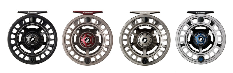 Sage Spectrum Max Fly Reels & Extra Spools