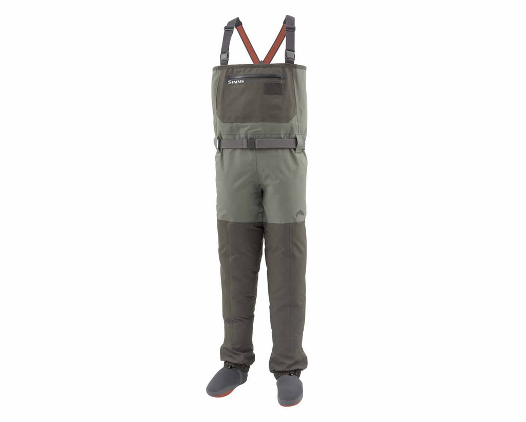 Simms Freestone Stockingfoot Chest Waders