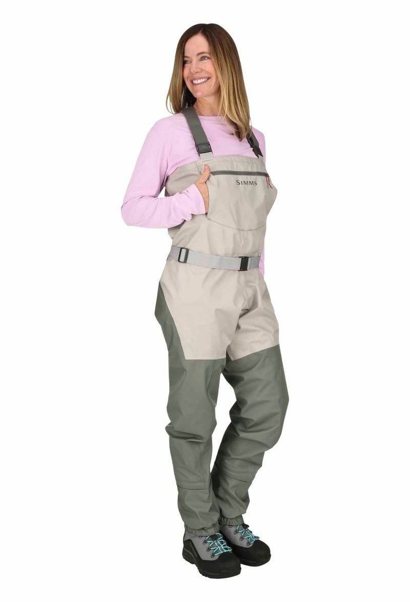 Simms Women's Tributary Stockingfoot Chest Waders