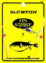 Fin Strike 464 Sz. 7 Blowfish Rigs