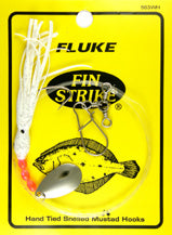 Fin Strike 563 Fluke Squid Skirt Teaser Rig
