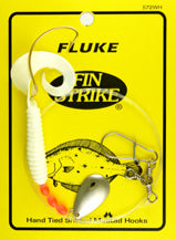 Fin Strike 572 Twister Tail Fluke Rig