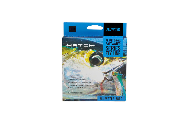 Hatch All Water Sinking Fly Line