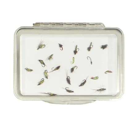ASG Design AS120 E-Z Ryder Midge Magnetic Fly Box