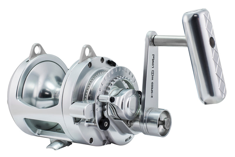 Accurate ATD Platinum Twin-Drag Conventional Reels