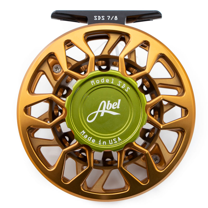 Abel SDS (Sealed Drag Salt) Fly Reels