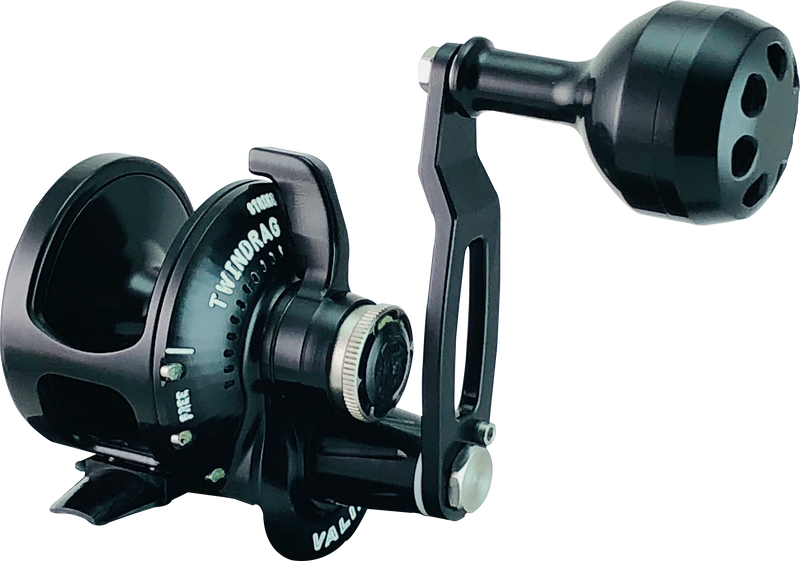 Accurate Boss Valiant BV-300 Single Speed Conventional Reels