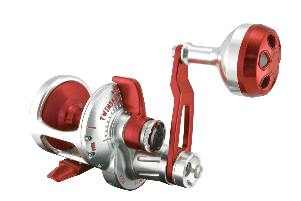Accurate Boss Valiant Two Speed Lever Drag Reels