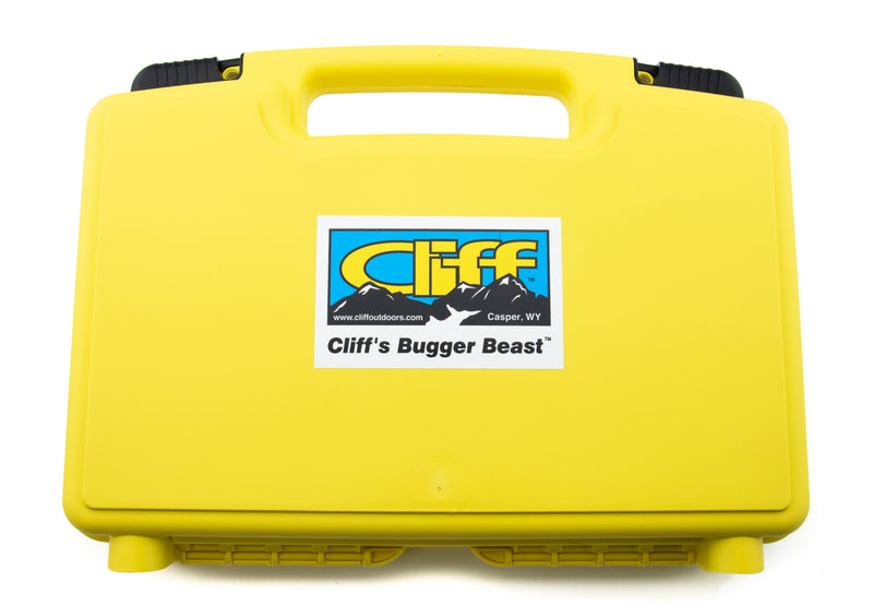Cliff Bugger Beast Fly Box