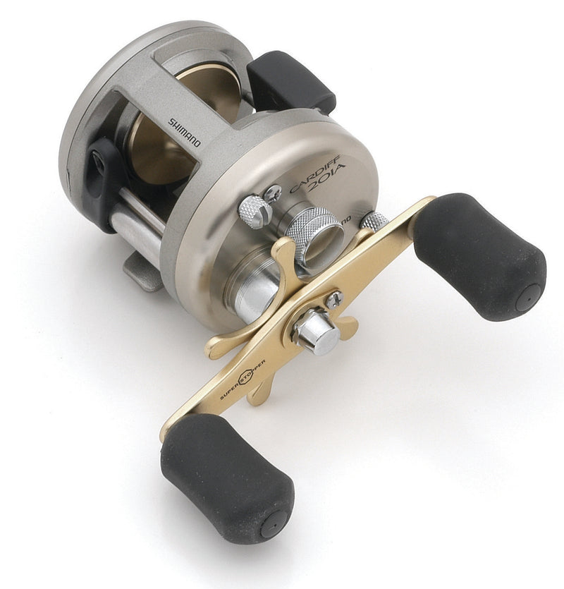 Shimano Cardiff Baitcasting Conventional Reels