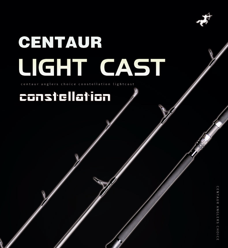 Centaur Constellation Light Cast Spinning Rods
