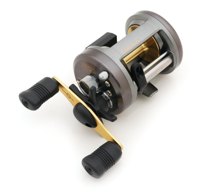 Shimano Corvalus Baitcasting Conventional Reels