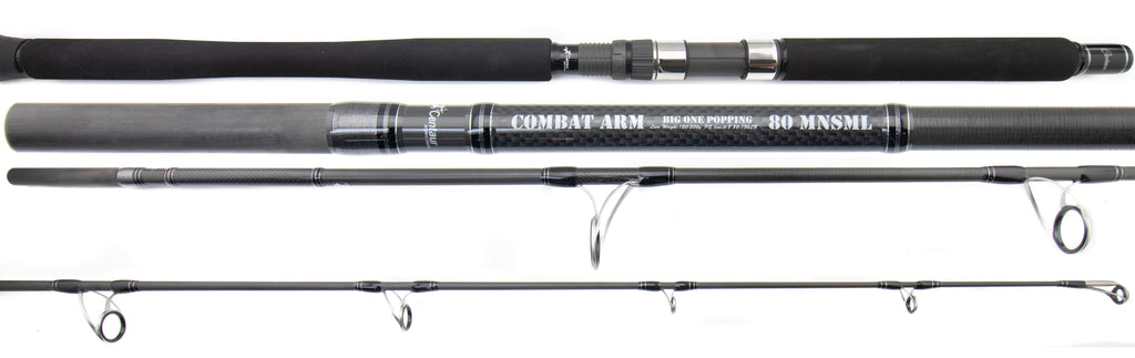 Centaur Combat Arm BIG ONE Popping Rod