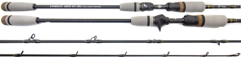 Centaur Combat Arm Light Jigging Conventional Rods