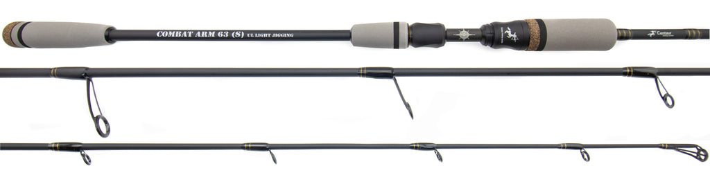 Centaur Combat Arm Light Jigging Spinning Rods