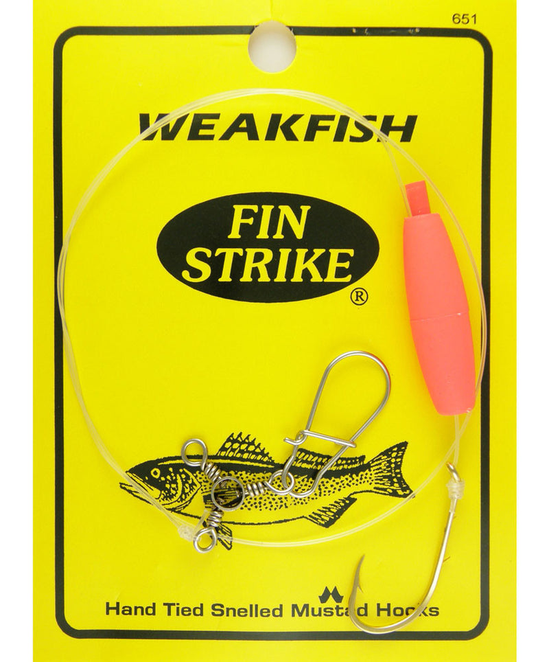Fin Strike 651 Weakfish Rig