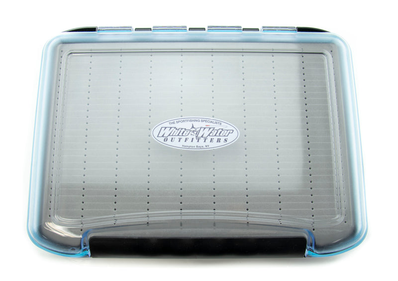 White Water Saltwater/Streamer Double-Sided Waterproof Fly Boxes