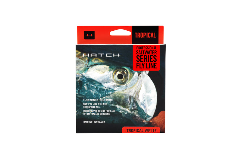Hatch Tropical Floating Fly Line