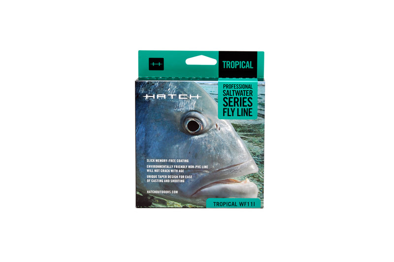 Hatch Tropical Intermediate Fly Line